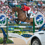 Leslie Threlkeld/Eventing Nation Photo