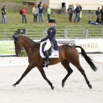 Hawley and Ginny Dressage